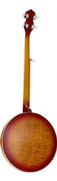 Ozark 2306CS 5-String Banjo Cherry Sunburst